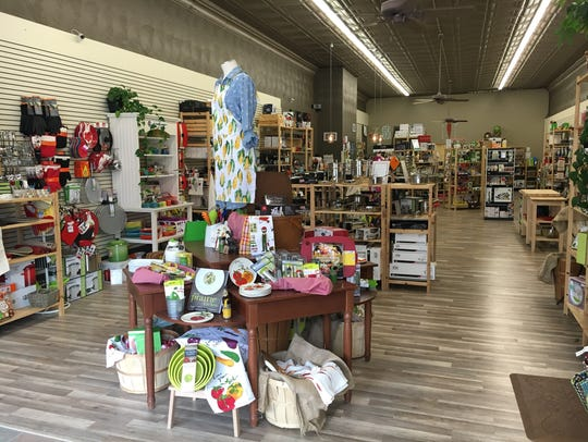 A kitchen store The Carrot Seed is expanding on Main