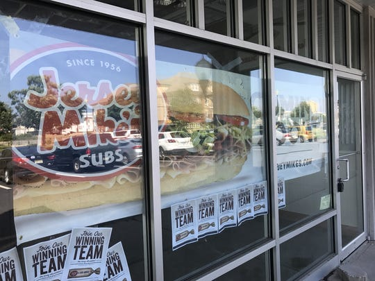 Jersey Mike's in Neptune will open on June 30.