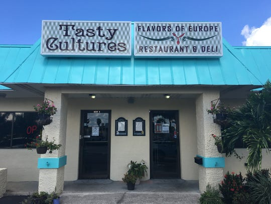 Tasty Cultures opened on Del Prado in November 2016.