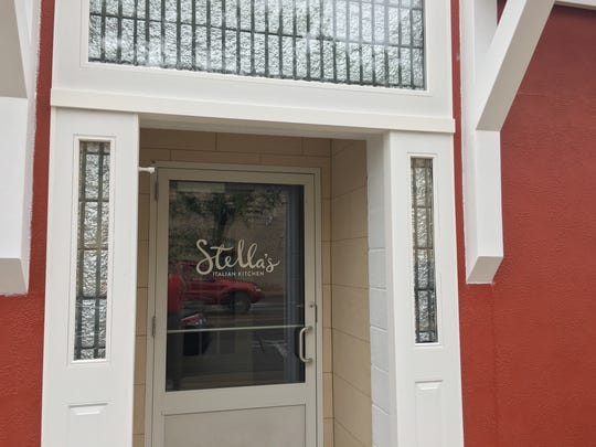 Two weeks after Salt closed in downtown De Pere, the owners have re-opened as Stella's Italian Kitchen.