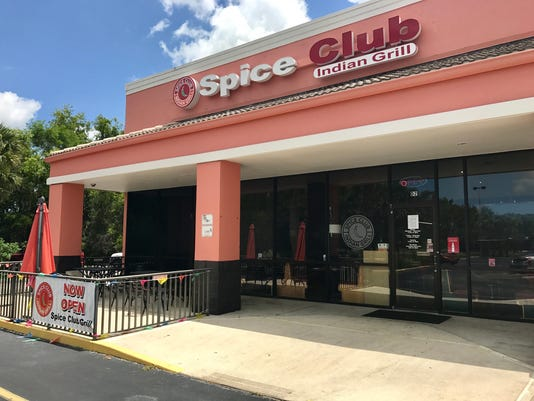 Spice Club Indian Grill exterior