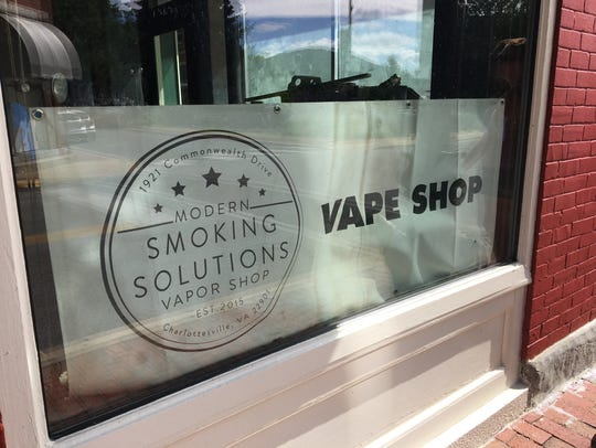 Modern Smoking Solutions Vapor shop located on New