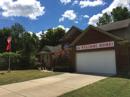 Veteran's home