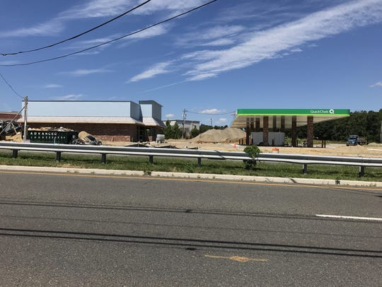 QuickChek is building a new store on Brick Boulevard