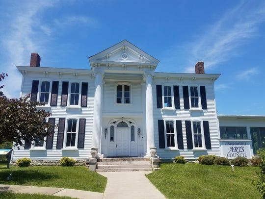 Monthaven Mansion