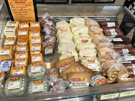 The Renard family has kept in tune with the desires of its customers, adding over 50 flavor infused cheeses to its already popular string cheese and cheese curds.
