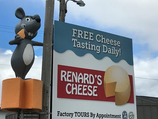 Visitors are welcome to sample cheese and tour the