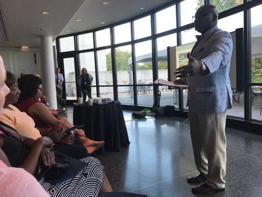 Bernal Smith says Memphis 3.0 must address disparity