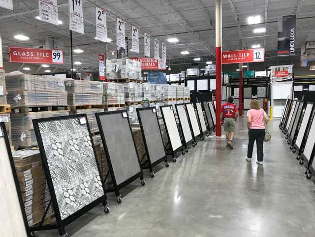 Floor Decor Expands Its Footprint In