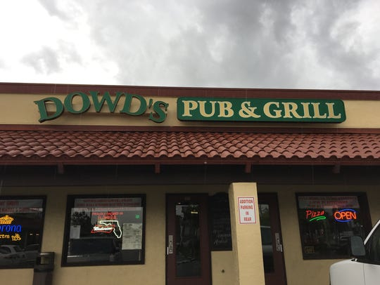 Dowd's Pub & Grill opened in south Fort Myers in December