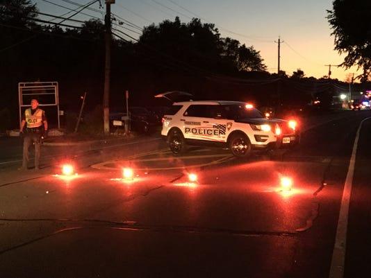 Yorktown police standoff