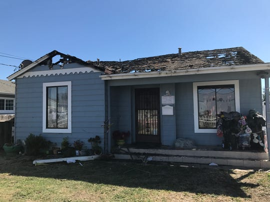Illegal fireworks are the likely cause of a house that was severely damaged by fire just before midnight on July Fourth