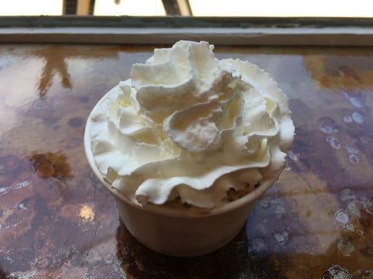 """Buzzed Bull Creamery's """"Buzzed Bull"""" starts with vanilla"""