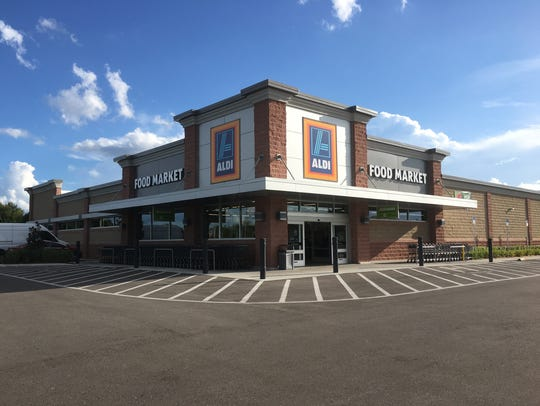 Aldi opened a location on Lee Boulevard in Lehigh Acres