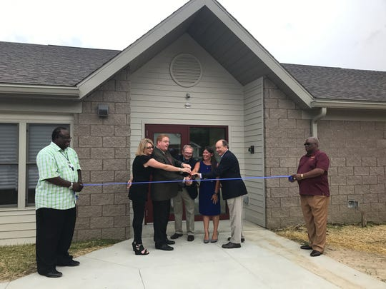 Mental Health & Recovery Services Board of Richland County held an open house Thursday at Wood Pointe, new transitional housing for youth.