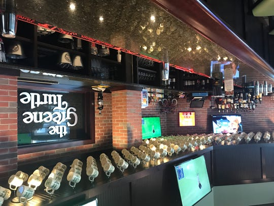 The new Green Turtle Sports Bar & Grille opening in