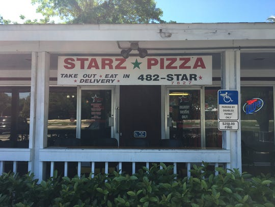 Starz Pizzeria in south Fort Myers has been in business
