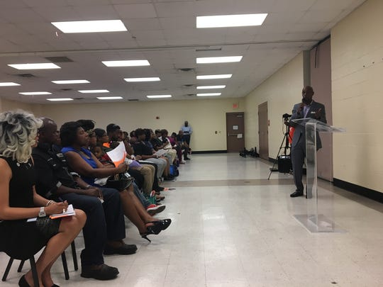 Superintendent Dorsey Hopson shares his goals for the