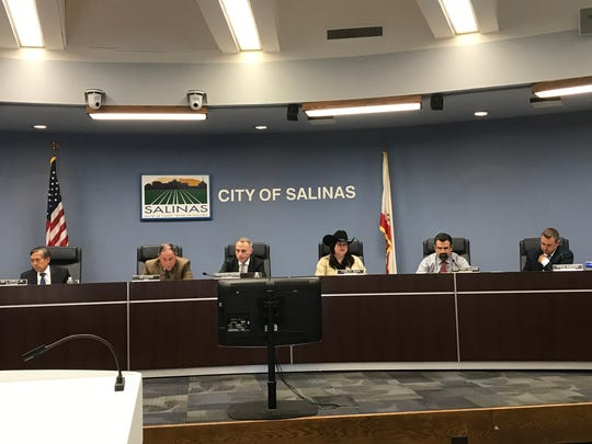 The cannabis industry ignited a lively discussion at Tuesday night's Salinas City Council meeting