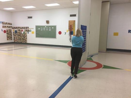 Leola Burks, principal at Berkeley Glenn Elementary