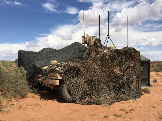 Soldiers from Fort Campbell will be out in the field at Fort Bliss for most of July during the Network Integration Evaluation.