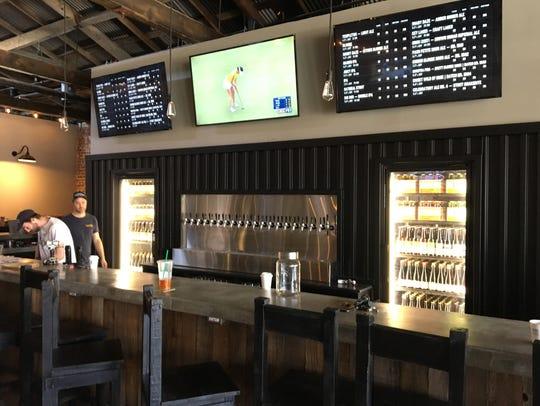 Visalia's newest taproom, The BarrelHouse, opens Saturday.