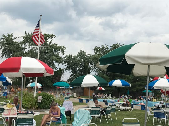 The Hasbrouck Heights Swim Club is looking to expand its membership.