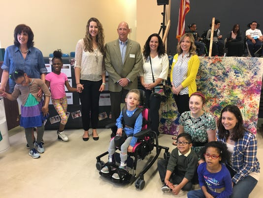 Rahway Branch partners with Jardine Academy