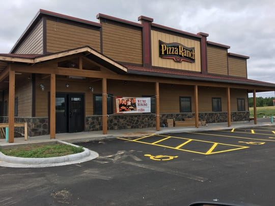 Pizza Ranch will open a new location on Aug. 7, 2017 at 1300 Commerce Place in Plover.