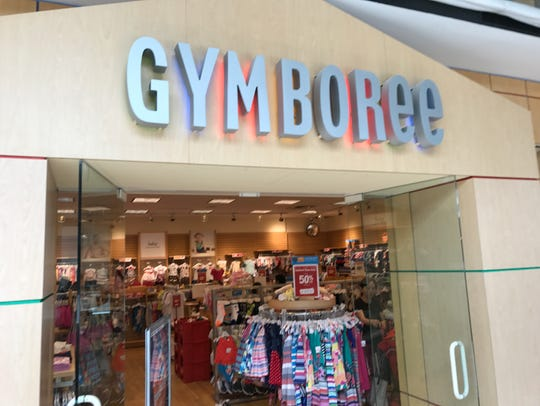The Gymboree store at The Shops at Riverside in Hackensack