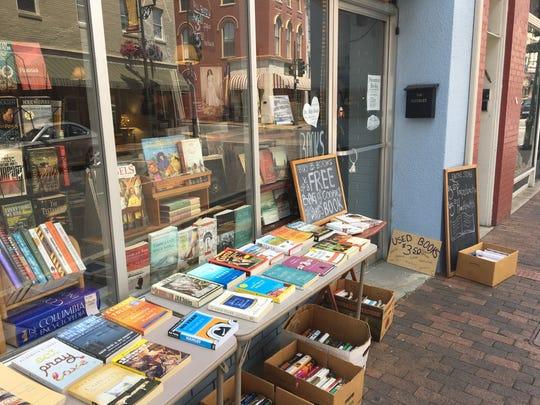 Staunton Book on East Beverley Street.