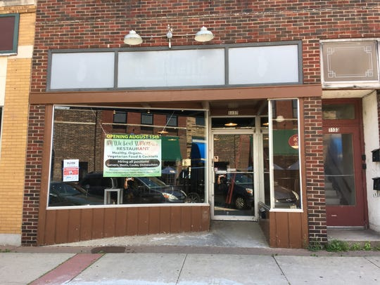 Wicked Willow, a new vegetarian restaurant, will open