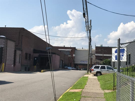 An old warehouse property, located next to the middle school is being explored for possible redevelopment