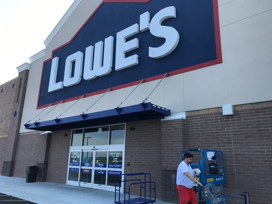 The new Lowe's at Westchester's Ridge Hill will have