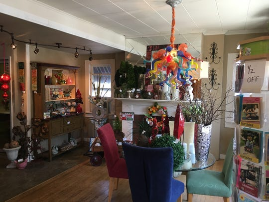 Aster Park Floral has discounted its inventory ahead