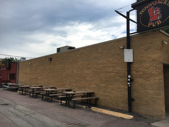 Tommy Jacks, a downtown Sioux Falls bar, plans to add a patio.