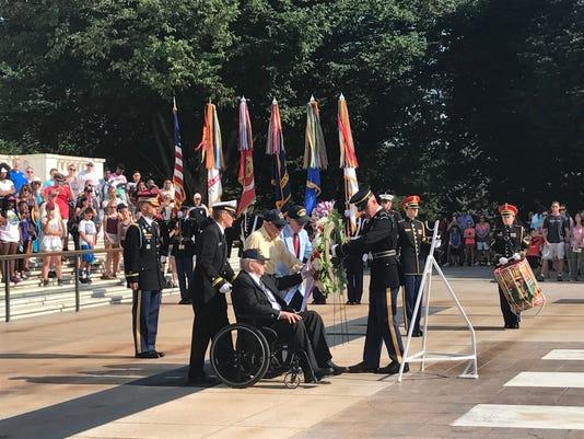 USSAZ veterans