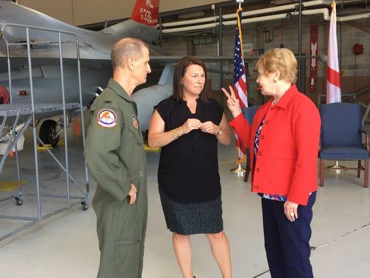 U.S. Representative Martha Roby R-Ala. and Representative