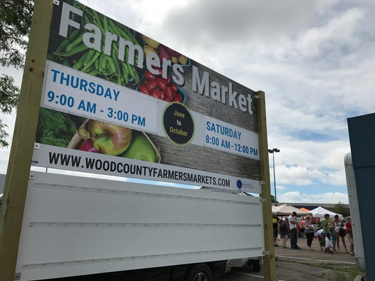 The Wisconsin Rapids Downtown Farmers Market is still alive and running in the parking lot near the former Rapids Mall, but next summer will be different.
