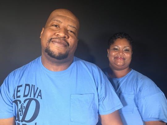 David and Claudina Long, a husband-wife catering team, will prepare Carribean Cupcakes for A Taste of Culture.