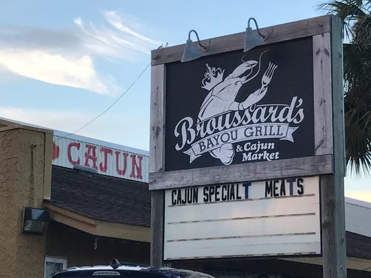 Broussard's Bayou Grill and Cajun Market, shown here on East Heinberg St. in Pensacola, is opening a second location in Navarre Beach. Co-owner Carl Broussard said Broussard's of Navarre is expected to open in the currently vacant building at 8649 Gulf Boulevard in Navarre Beach, formerly Rocco's Bistro, right after Labor Day.