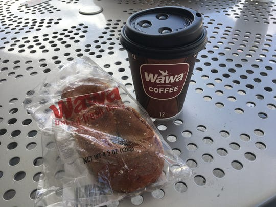 Soft pretzels, a Wawa staple, have been missing from Florida stores for months.