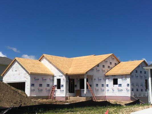 Home construction permits