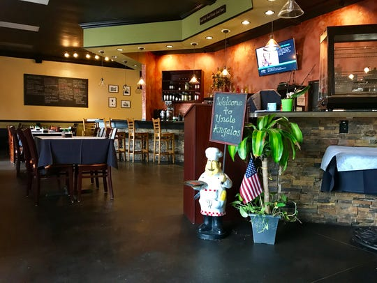 Uncle Angelo's opened in May in Cape Coral.
