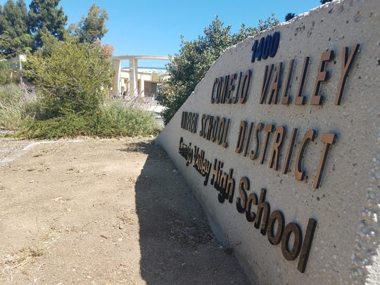 Conejo Valley High School will occupy the south building of the Conejo Valley Unified School District headquarters on Janss Road.