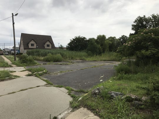 A Popeyes Louisiana Kitchen restaurant is planned for this property on Route 36 in Hazlet.