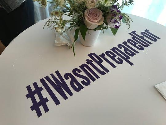 "Babies ""R"" Us is using the hashtag IWasntPreparedFor"