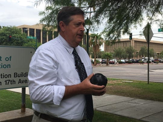 Doug Nintzel, Arizona Department of Transportation