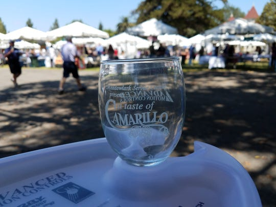 This year's Taste of Camarillo Wine, Brew & Food Festival is set for July 28 at the Camarillo Ranch House.
