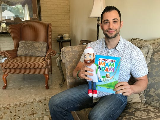 Imam Adam's creator, Danny Shakoj of Haledon, said he conceived the idea when he noticed a void in religious toys for Muslim children.